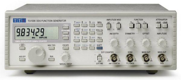 Function Generator    TG1006