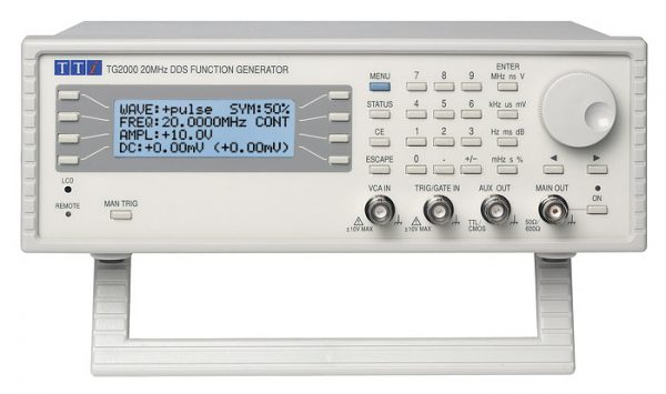 TG1000 2000系列函数信号发生器