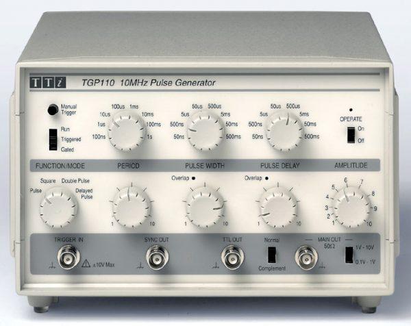 Pulse Generator   TGP110